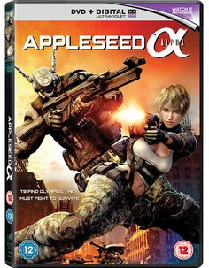 Win an Appleseed Alpha Bundle with MCM Buzz