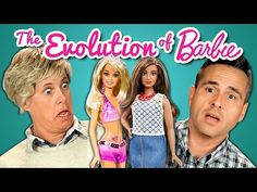 PARENTS REACT TO NEW BARBIE DOLL COMMERCIAL - YouTube