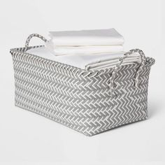 Small Rectangle Storage Basket - Room Essentials™ : Target
