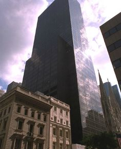 Olympic Tower on 641 Fifth Avenue #MidtownEast