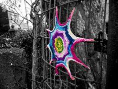 Yarn Storm Splat by vandalised