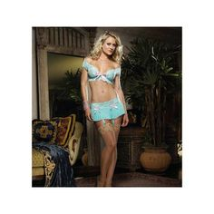 07ef819a5624b Maxime Bralette Set Pleated chiffon and stretch lace 3 piece garter set.  Off the shoulder lace bralette with contrast satin bow trim and skirted  garter belt ...