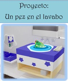 Proyecto destacado elaborado por el equipo E4 Toy Chest, Storage Chest, Toys, Home Decor, Project Based Learning, Highlights, Bathroom Sinks, Literatura, Activity Toys
