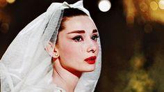 30 gifs que farão você amar Audrey Hepburn mais ainda