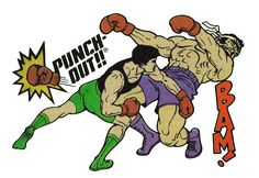Little Mac, beating PIston Honda from Punch Out! [The Video Game Art Archive] [Support us on Patreon] Video Game Art, Video Games, Game Tester Jobs, Little Mac, Test Games, Nintendo, Video Game Industry, Retro Videos, Game Concept