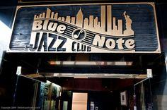 blue note jazz club nyc - Pesquisa Google