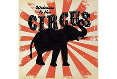 One Kings Lane - Graphic Appeal - The Circus