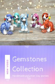 Polymer Clay Animals, Upcycled Crafts, Sculpture Clay, Barbie Dress, Disney Food, Handmade Polymer Clay, Furry Art, Lps, Little Pony