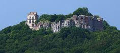 Pajštún Casstle ruins
