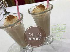 Milo milkshake