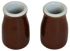 Shenango China Creamer Jugs, Pair