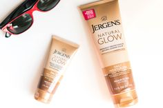 How to Do a Natural, 'No-Makeup' Makeup Look using JERGENS® Natural Glow® FACE Daily Moisturizer | via Jessoshii.com | #MyJergensGlow #ad