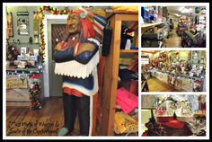 """Handicraft House, """"Just North of Wiarton & South of the Checkerboard"""""""