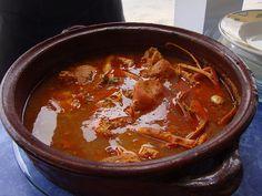Caldereta de llagosta. #menorca #menorcacultural #gastronomiadmenorca