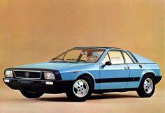 Lancia Beta Montecarlo, 1975