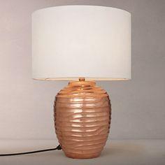 Buy John Lewis Tall Ise Lamp Base Online at johnlewis.com
