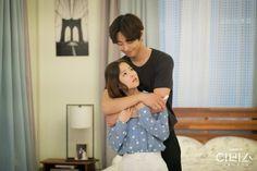 "[Photos] New Stills Added for the Korean Drama ""Abyss"" @ HanCinema :: The Korean Movie and Drama Database Ver Drama, Drama Gif, Korean Drama Movies, Korean Actors, Korean Dramas, Back Hug, Korean Tv Series, Ahn Hyo Seop, Joon Hyuk"