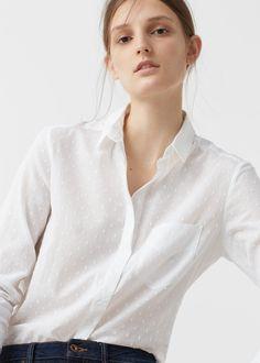 Camisa plumeti | MANGO