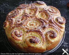Hefe Schneckenkuchen - Chinois, ein sehr schönes Rezept aus der Kategorie Kuchen. Bewertungen: 65. Durchschnitt: Ø 4,5.