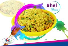 A delicious mixture of puffed rice, vegetables, sweet- sour- tangy and spicy sauce topped with lots of sev, Bhel Poori is irresistible at Adyar Ananda Bhavan  www.aabsweets.in | admin@aabsweets.com +91- 44 - 23453050, 24469977, 24462324  #AdyarAnandaBhavan #Food #Foodie #Restaurant #A2B #Chaat