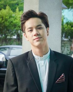 Cool Boy Image, Boy Images, King Of Hearts, Thai Drama, Ulzzang Boy, My Prince, Drama Movies, Dream Guy, Dimples