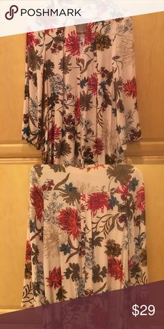 Dress Boho Floral Tunic or Dress Other