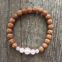 Love Stone Bracelet $26 Yoga International