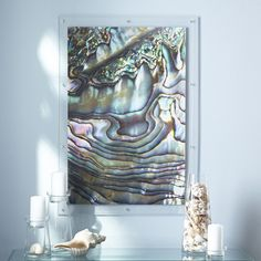 Abalone Wall Art - NEW