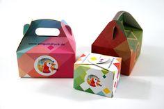 Lunchbox Verpackungen von Pinguin Druck
