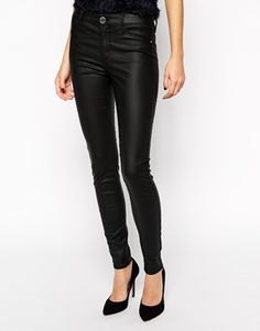 Enlarge River Island Coated Molly Jean