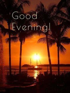 Good Evening Greetings, Gifs, Celestial, Sunset, Nature, Outdoor, Beautiful, Outdoors, Naturaleza