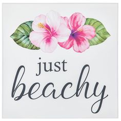 Just Beachy Wood Decor Diy Projects Videos, Yarn Projects, Tropical Bathroom Decor, Print Coupons, Jewelry Making Beads, Scrapbook Paper Crafts, Hobby Lobby, Decorative Pillows, Place Card Holders