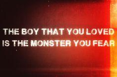 Marilyn Manson- The Man You Fear