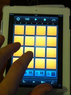 iMaschine for iPad