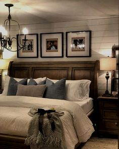27 Beautiful For Farmhouse Bedroom Decor Ideas And Design. If you are looking for For Farmhouse Bedroom Decor Ideas And Design, You come to the right place. Below are the For Farmhouse Bedroom Decor . Dream Bedroom, Home Bedroom, Modern Bedroom, Contemporary Bedroom, Queen Bedroom, Bedroom Simple, Romantic Master Bedroom Ideas, Bedroom Black, Bedroom Brown