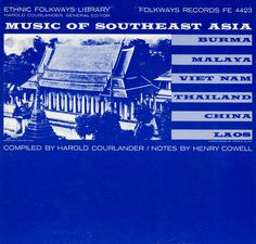 Various - Music of Southeast Asia