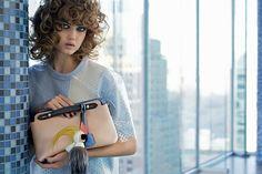 Spring-Summer 2015 Womens Fendi Ad Campaign