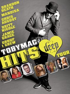 toby mac hits deep tour christian music artists christian rap christian singers christian