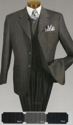 s clothing, suits, men's suits, 3 piece Three Piece Suit For Man, Mens 3 Piece Suits, Cheap Suits, Cool Suits, Sharp Dressed Man, Well Dressed Men, Dress Suits, Men Dress, Men's Suits