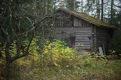 Vihreä talo: makuuhuone