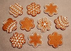 OpenStreetMap is the free wiki world map. Christmas Goodies, Christmas Desserts, All Things Christmas, Christmas Time, Gingerbread Decorations, Christmas Gingerbread, Gingerbread Cookies, Holiday Cookies, Holiday Treats