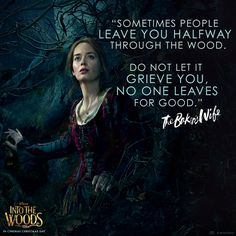 Emily Blunt is The Baker's Wife. Into The Woods Quotes, Into The Woods Musical, Into The Woods Movie, Movies And Tv Shows, Theatre Geek, Musical Theatre, Emily Blunt, Movie Quotes, Broadway Quotes