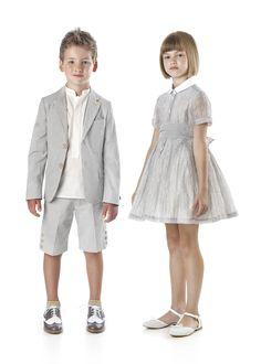 Fendi Junior Spring/Summer 2014 collection Look 1