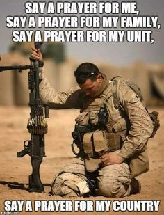 Bless our Heroes, i pray for their families... and most of all, Dear Lord, bring them home safely!