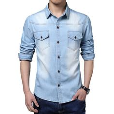 Pattern Type: Solid Sleeve Style: Regular Brand Name: MIUK Material: Cotton, Polyester Sleeve Length: Full Gender: Men Size: M L XL XXL 3XL 4XL 5XL Fabric: Cotton size Cross Shoulder(cm) Chest Width(c