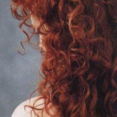 Curly Hair Styles, Long Curly Hair, Natural Hair Styles, Wavy Hair, Trending Hairstyles, Red Hairstyles, Red Aesthetic, Ginger Hair, Hair Goals