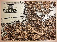 Emilio Isgrò, Das Deutsche Reich