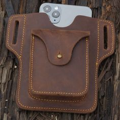 Edc, Leather Purses, Leather Bag, Leather Belts, Phone Holster, Leather Workshop, Leather Working, Clothes For Sale, Leather Craft