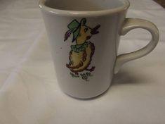 Vintage Child's Mug from Mayer China Company Beaver Falls