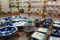 Image result for pottery shop